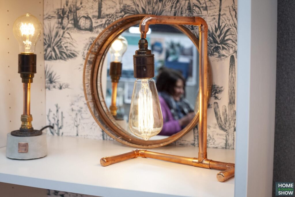 Innovative lighting soltions at Cornwall Home & Garden Show