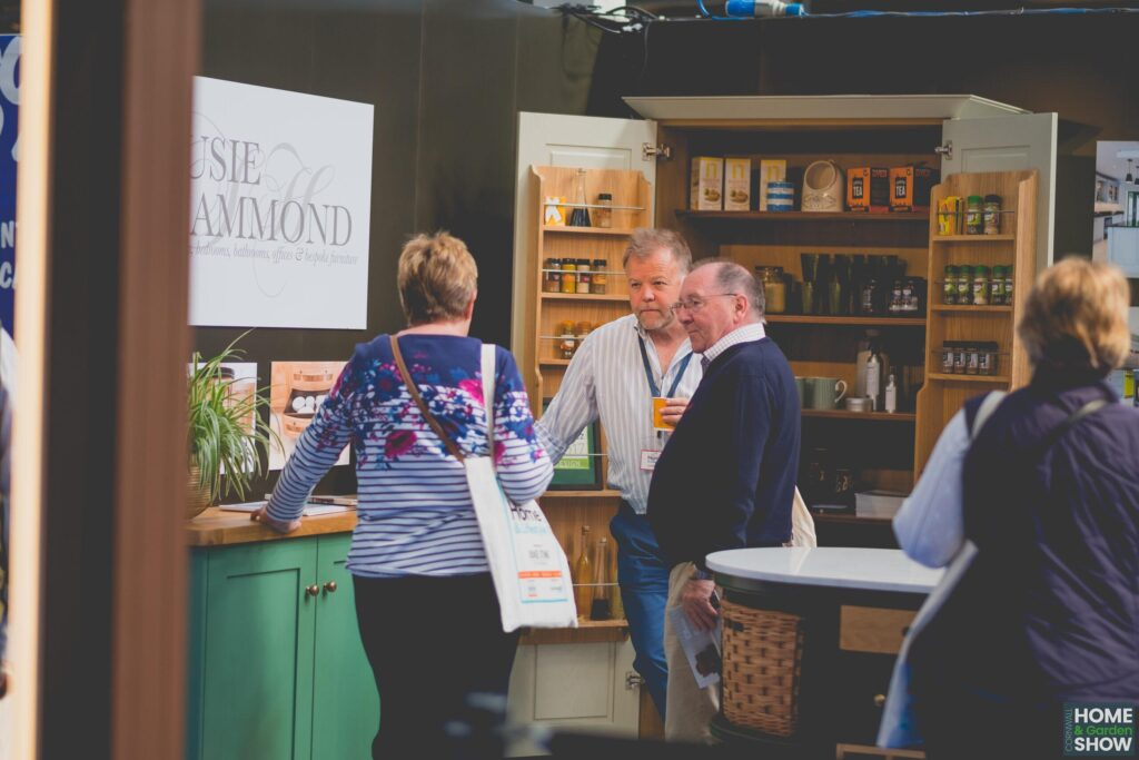 Kitchen solutions at Cornwall Home & Garden Show