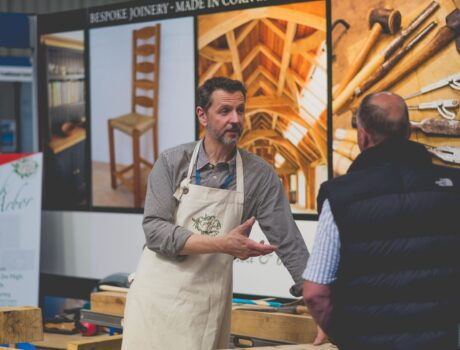 Exhibitor at Conrwall Home & Garden Show